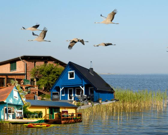 Unsere Ferienhäuser im Überblick