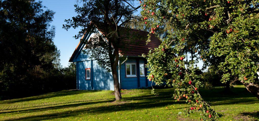 Haus Kranichblick, Ferienhaus