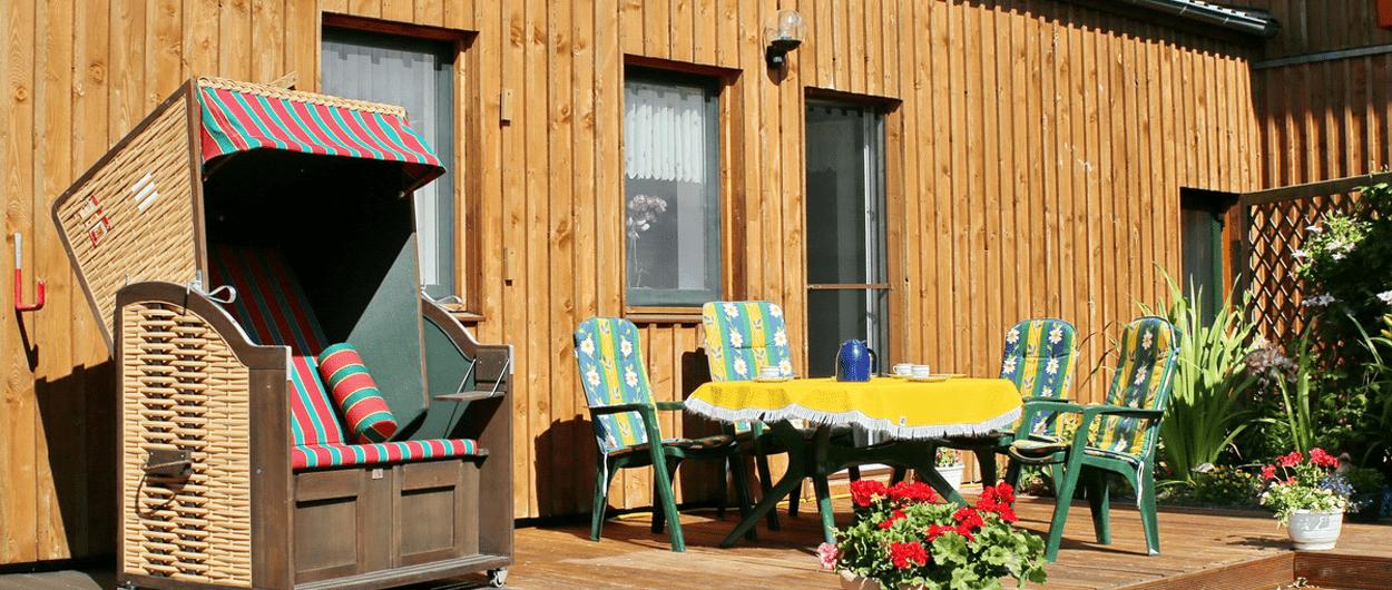 Anbauhaus Boddenblick