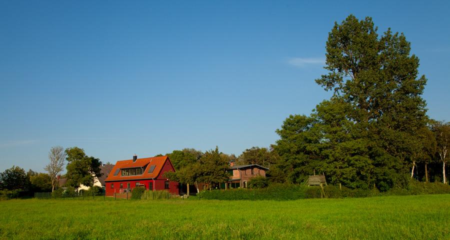 Ferienhäuser Boddenperlen, Saaler Bodden