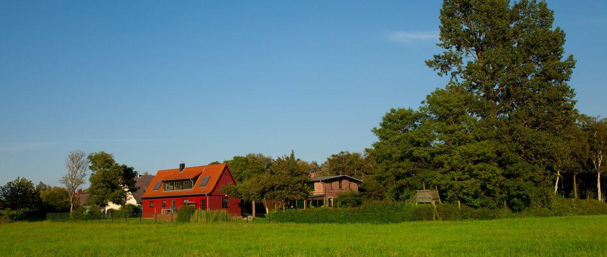 Haus Darßblick, Ferienhaus