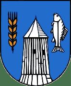 Wappen von Neuendorf-Heide, Ortsteil von Saal, Quelle: Wikipedia