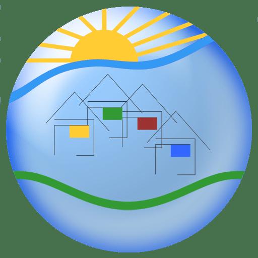 Ferienhäuser Boddenperlen - Logo